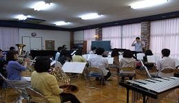 練習合宿_クロス・サウンズ・ウインドオーケストラ